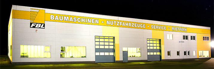 Werkstatt für Service und Reparatur von Baumaschinen und PKW in Zittau